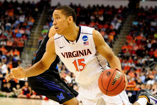 Virginia vs. Michigan State: Live Score, Highlights for Sweet 16 2014