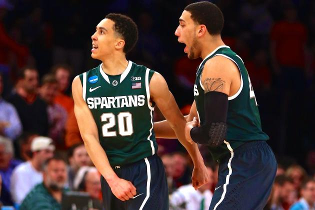 UVA vs. Michigan State: Score, Twitter Reaction and More from March Madness 2014