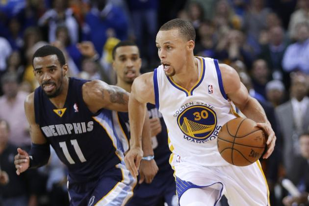 Warriors' 14-0 Closing Run to Beat Grizzlies Keeps Golden State in 6th Seed