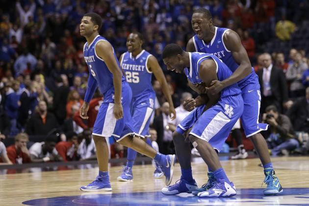 NCAA Tournament 2014: Picks, Odds Advice, Updated Schedule After Sweet 16 Day 2