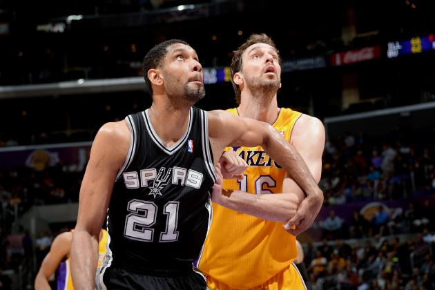 Pros and Cons of Lakers Re-Signing Pau Gasol