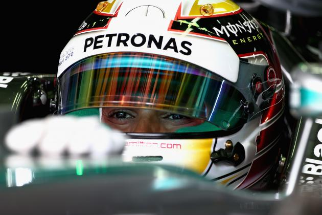 Mercedes Dominates FP3 at Malaysian GP