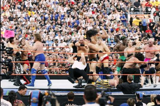 WWE Turning Point: Analyzing Historical Impact of Battle Royals at WrestleMania