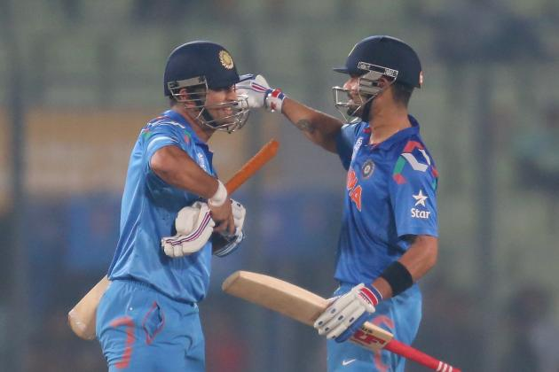 World T20 2014: Australia vs. India Live Stream, Form Guide and Key Stats
