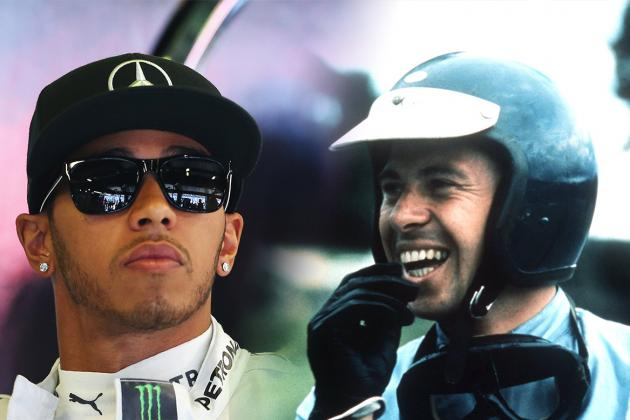 Lewis Hamilton Equals British Record by Claiming Pole in Malaysia GP