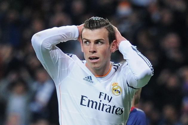 Gareth Bale's Boot Change 'Criminal' Claims Ex-Real Madrid Coach Toshack