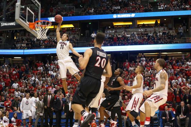 The Forgotten Freshman: Arizona's Aaron Gordon Finally Grabbing the Spotlight