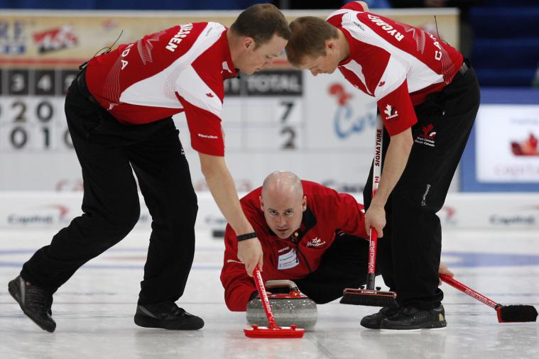 World Men's Curling Championship 2014: Daily Results, Updated Schedule and More