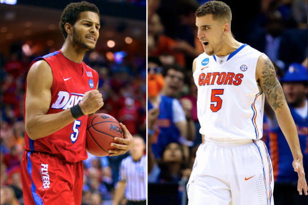 NCAA Tournament 2014: Dayton-Florida Play David and Goliath for Final Four Bid