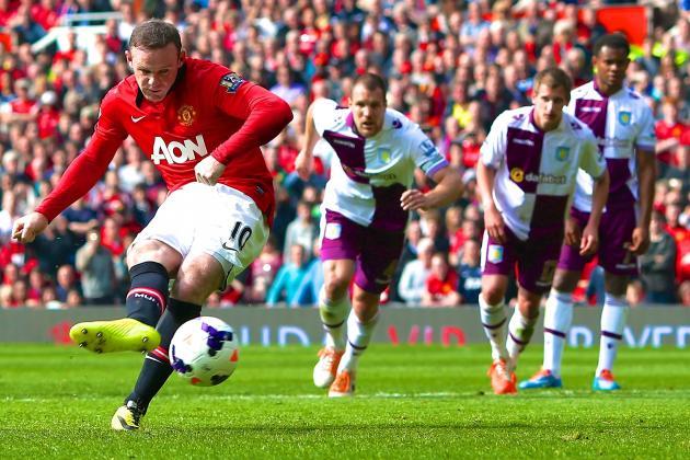 Manchester United vs. Aston Villa: Premier League Live Score, Highlights, Report