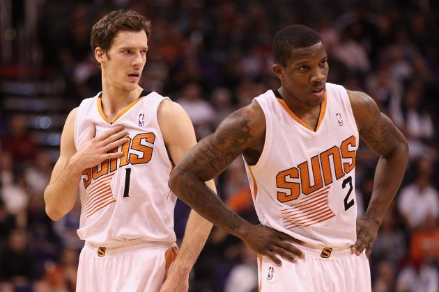 Slash Bros. Ready to Lead Suns to Playoffs