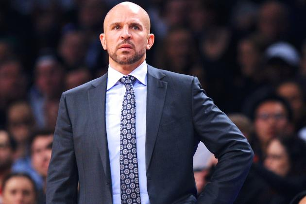 Is Jason Kidd Ready to Coach in the NBA Playoffs?