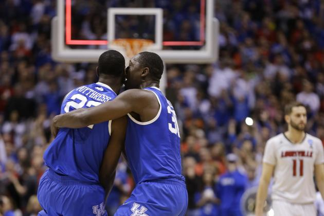 March Madness 2014 Bracket: Predictions and Odds for Elite 8 Matchups