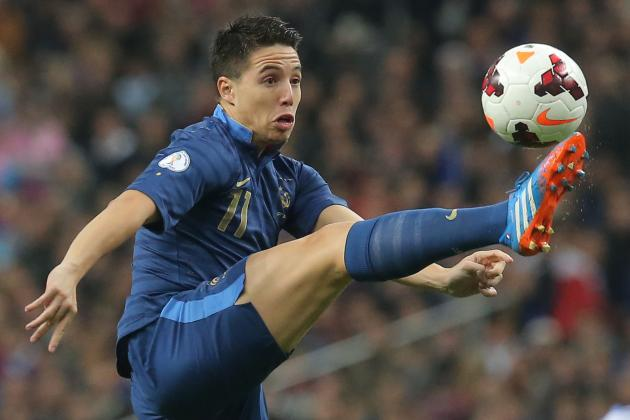 Would Leaving Samir Nasri out of France's World Cup Squad Be the Right Decision?