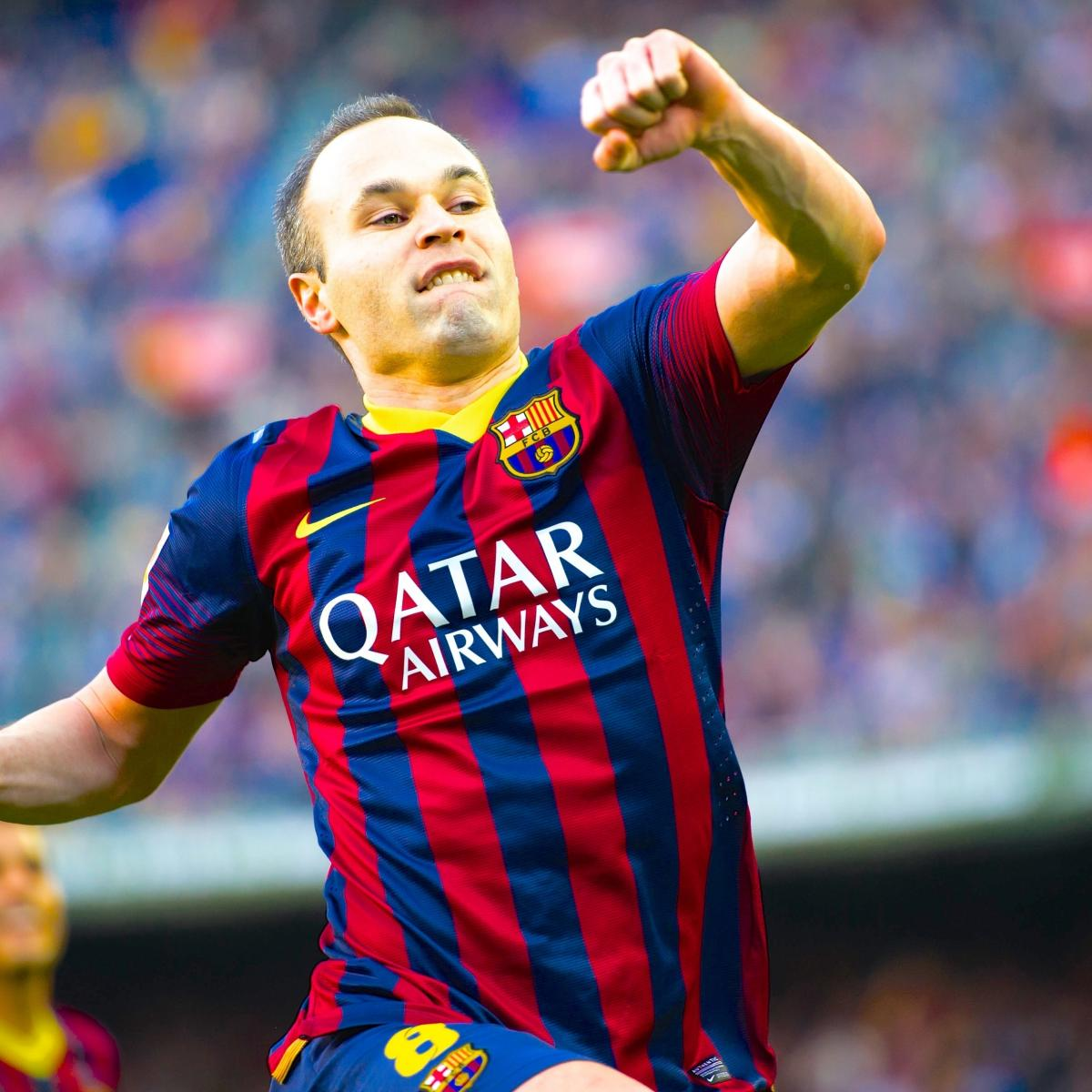 Liverpool V Barcelona Live Matchday Blog: Espanyol Vs. Barcelona: La Liga Live Score, Highlights