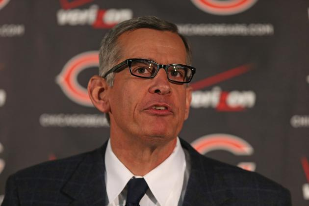 Arkush: Free Agency Success Leaves Bears Well Positioned for Draft