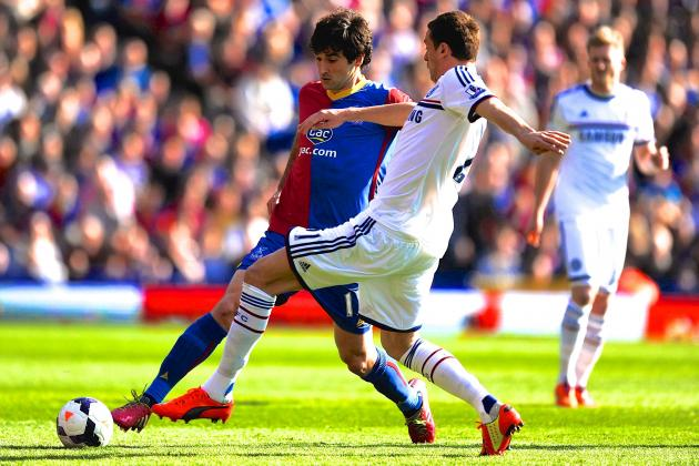 Crystal Palace vs. Chelsea: Premier League Live Score, Highlights, Report