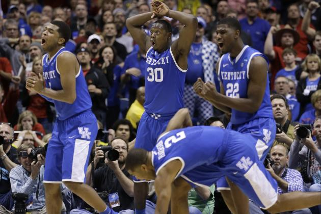 March Madness 2014: Bracket Predictions, Odds Tips for Elite 8 Day 2 Schedule