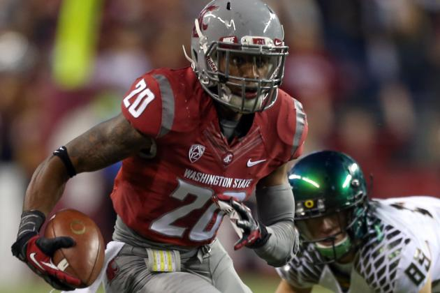 Source: Washington State Safety Deone Bucannon Visiting Ravens