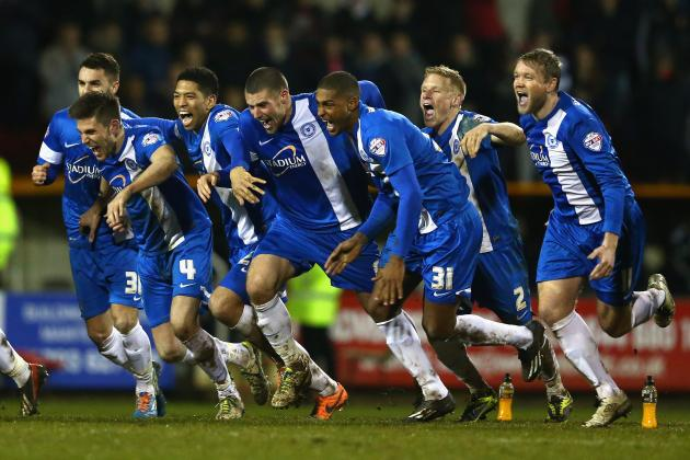 Chesterfield vs. Peterborough United: Preview for Johnstone's Paint Trophy 2014