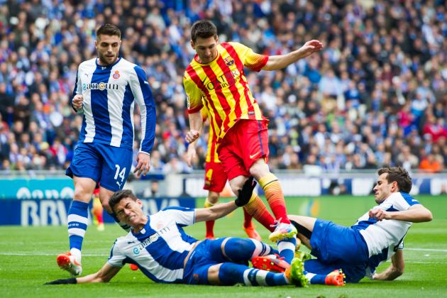 Espanyol vs. Barcelona Score, Ratings and Post-Match Reaction