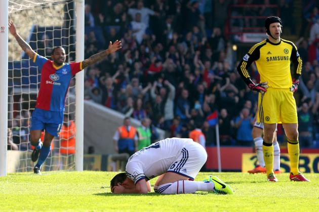 Crystal Palace vs. Chelsea Score, Grades and Post-Match Reaction