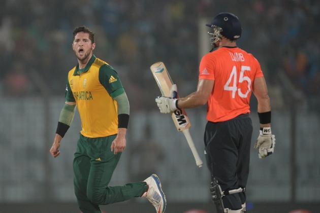 England vs. South Africa, World T20: Video Highlights, Scorecard, Report