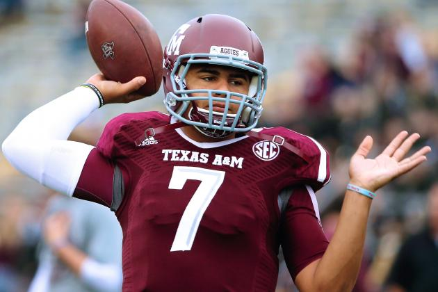 Texas A&M Football: What Kenny Hill's Suspension Means for Aggies QB Competition