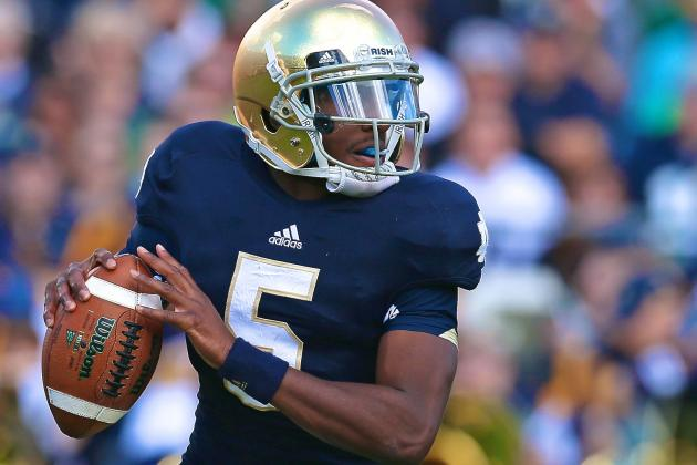 Notre Dame Football: Are Irish Ready to Battle the ACC?