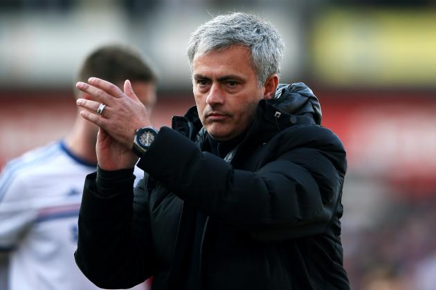 Crystal Palace vs. Chelsea: Post-Match Reaction from Tony Pulis, Jose Mourinho