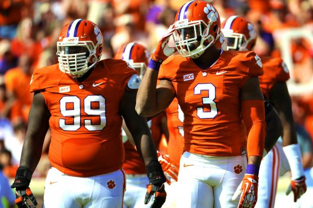 Clemson's Offense Will Be Playing Catch-Up to Its Defense in 2014