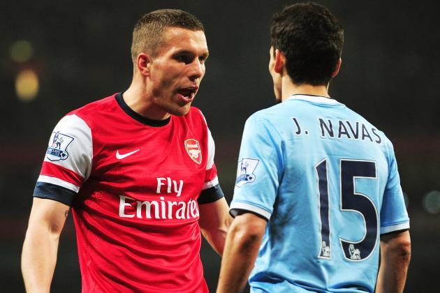 Arsenal vs. Manchester City Score, Grades and Post-Match Reaction