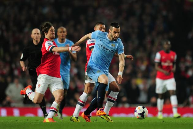 Arsenal vs. Manchester City: Live Player Ratings