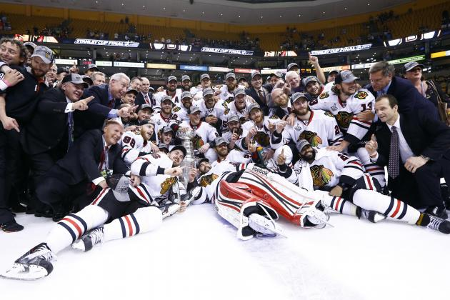 Predicting the Chicago Blackhawks' 2014 Stanley Cup Postseason Run