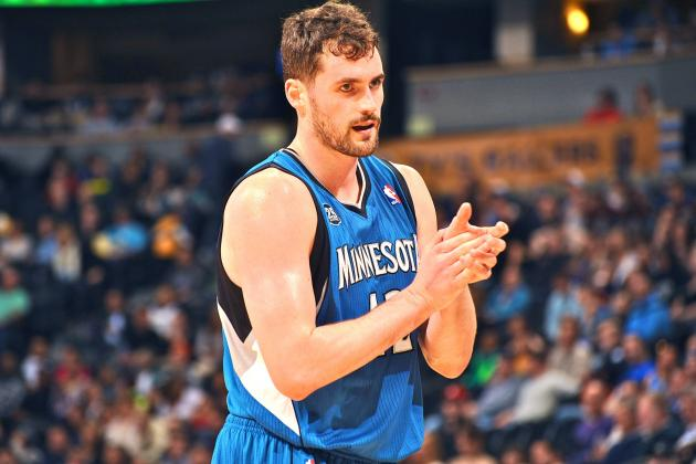 Report: Kevin Love Desires 'Big City,' Would Consider NY, Chicago in Free Agency
