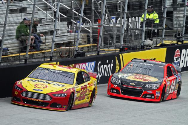 NASCAR at Martinsville 2014: Schedule, Live Stream Info and Drivers to Watch