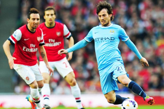 David Silva Majestic but Manchester City Miss an Opportunity in Title Race