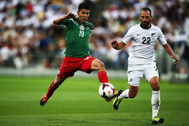 Why Oribe Peralta Will Have a Massive World Cup for Mexico