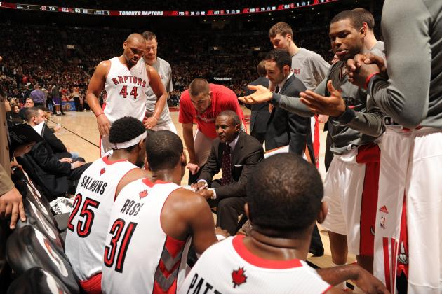 Toronto Raptors End NBA's Third-Longest Playoff Drought