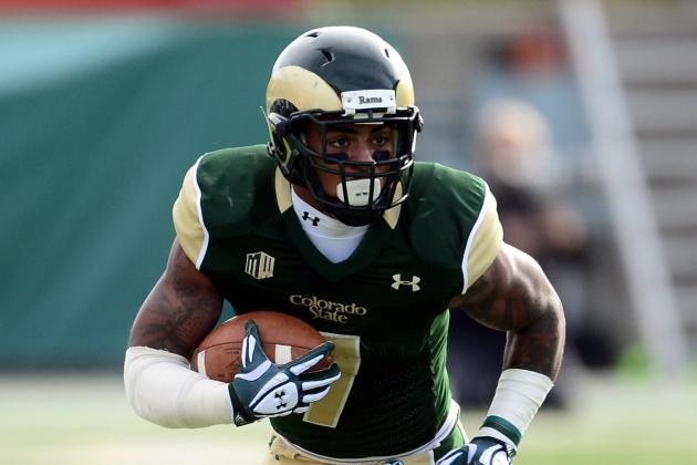 Donnell Alexander Granted Release from Colorado State Football