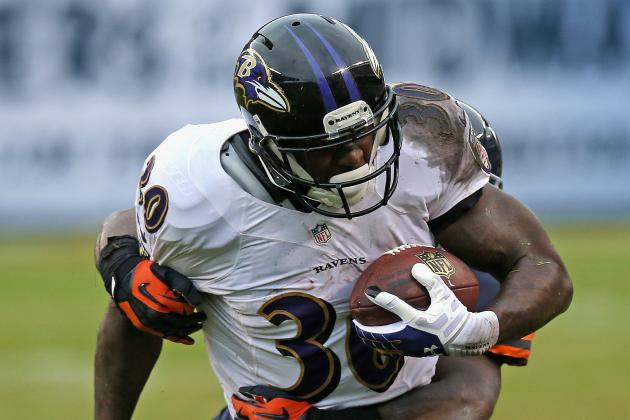 Bernard Pierce Says Rehab Going Well, Will Be Ready by Training Camp