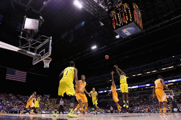 How Michigan's Shooters Can Match Kentucky's Blue-Chippers
