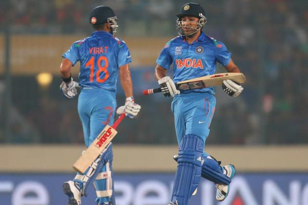 World T20 Group Tables 2014: Latest Super 10s Standings and Updated Schedule