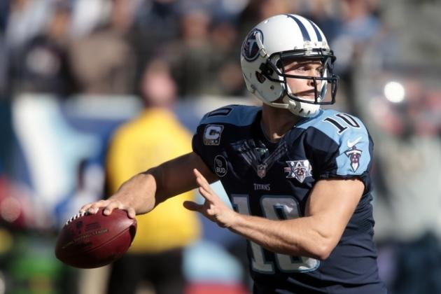 Tennessee Titans: Taking a Closer Look at Team's QB Situation