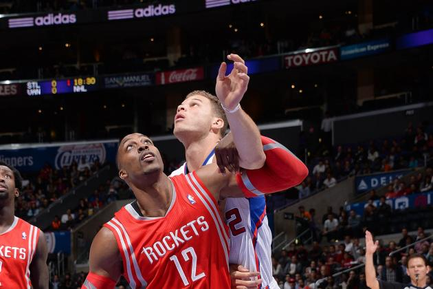 Los Angeles Clippers vs. Houston Rockets: Live Score and Analysis