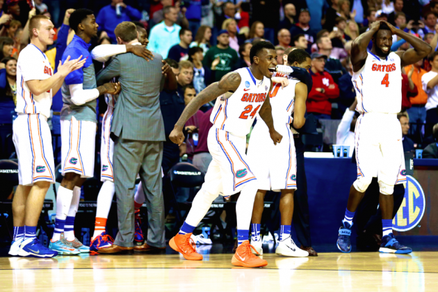 Florida vs. Dayton: Score, Twitter Reaction and More from March Madness 2014