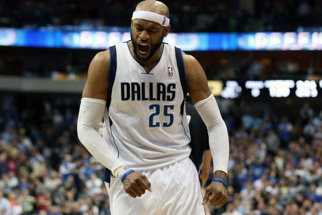 Vince Carter Wants to Re-Sign with Dallas, Thinks Mavs Will Be Better Next Year