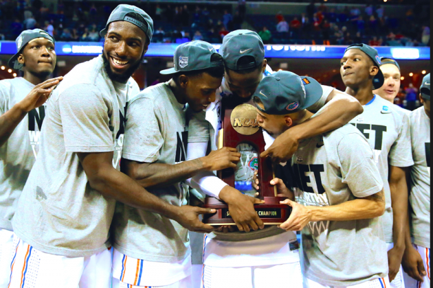 Florida Kicks Elite Eight Jinx and Heads for Final Four on a Roll