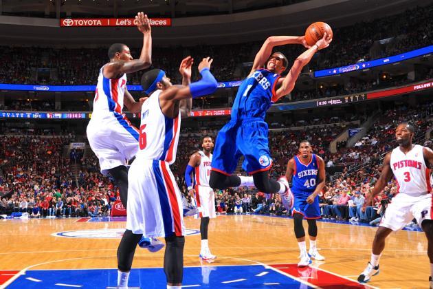Sixers Massacre Pistons to Avoid Longest Losing Streak in NBA History