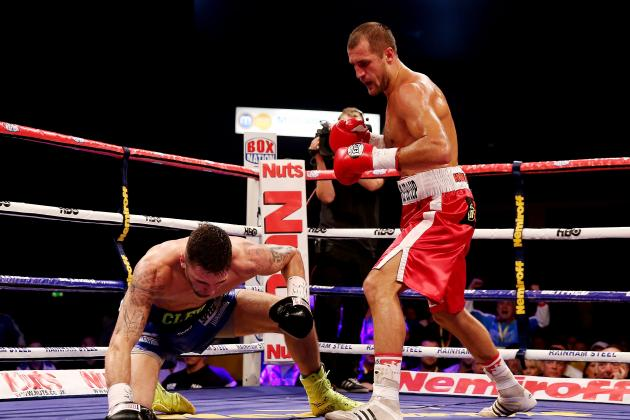 Sergey Kovalev vs. Cedric Agnew: Live Round-by-Round Results and Highlights